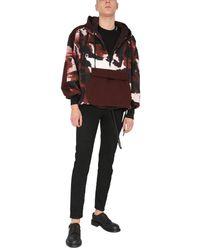 Dolce & Gabbana Camouflage Print Sweatshirt - Multicolour