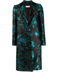 Dries Van Noten Coats - Green