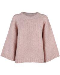 Saverio Palatella Sweaters Pink - Multicolour