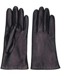 P.A.R.O.S.H. Wrist-length Gloves - Black