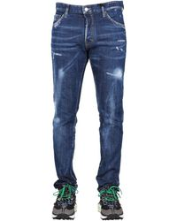 DSquared² Cool Guy Fit Jeans - Blue