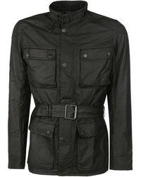 Barbour Coats Black