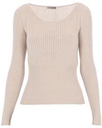 Marella Sweaters Natural