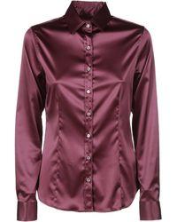 Robert Friedman Shirts Bordeaux - Purple