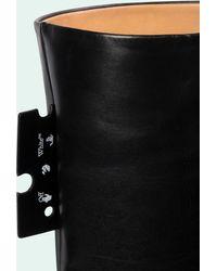 Off-White c/o Virgil Abloh Knee-length Boots - Black
