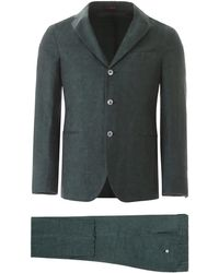 The Gigi Two-piece Suit - Green