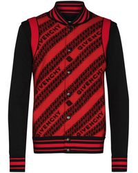 Givenchy Coats - Red