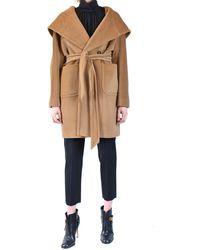 Tagliatore Coats - Natural