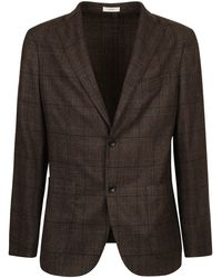 Boglioli Wool Jacket - Green
