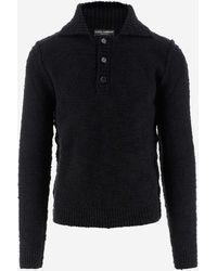 Dolce & Gabbana Sweaters - Black