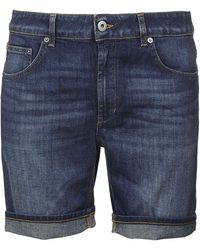 Dondup Shorts - Blue