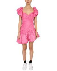 """ROTATE BIRGER CHRISTENSEN """"dionne"""" Dress - Pink"""