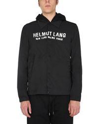 Helmut Lang Nylon Jacket - Black
