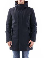 Rrd Coats Blue
