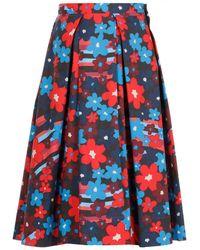 Marni Skirts Red