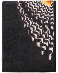 Marcelo Burlon Grizzly Wings Beach Towel - Multicolor