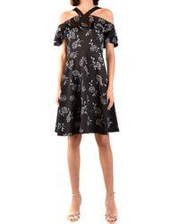 Armani Exchange Dress Elegant - Black