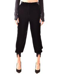 Twin Set Trousers Classics - Black