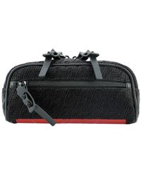 Christian Louboutin Blaster Crossbody Bag - Black
