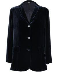 Aspesi Jackets Blue - Black