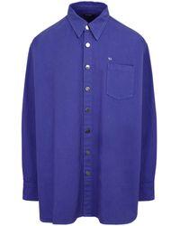 Raf Simons Big Fit Shirt - Blue