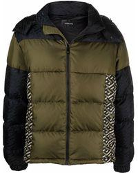 Versace Coats - Multicolour