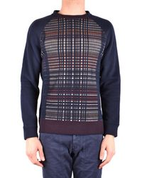 Paolo Pecora Sweatshirt - Blue