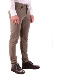 Siviglia Jeans In Brown