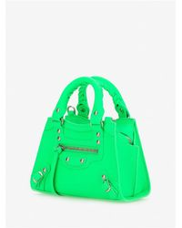 Balenciaga Satchel & Cross Body - Green