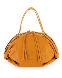 Borbonese Bags.. Brandy - Multicolour