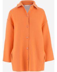 Bruno Manetti Shirts - Orange