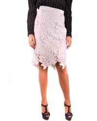 MSGM Skirts - Pink