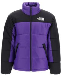 The North Face Himalayan Puffer Jacket - Purple