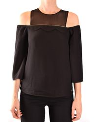 Armani Exchange Shirts Casual - Black