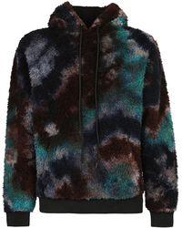 Mauna Kea Cotton Hoodie - Multicolour