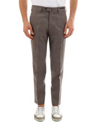 PT01 Wool Pants - Brown