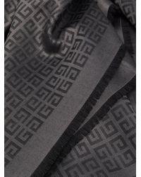 Givenchy Scarfs Grey