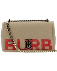 "Burberry - ""lola"" Crossbody Bag - Lyst"