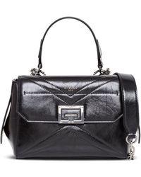 Givenchy Id Small Crossbody Bag - Black