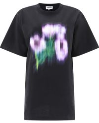 """KENZO - """"coquelicot"""" T-shirt - Lyst"""