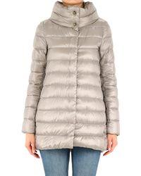 Herno Amelia Down Jacket - Grey