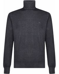 Etro Jumpers Grey