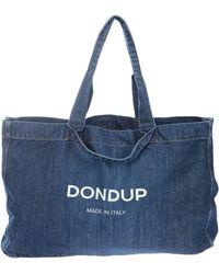 Dondup Bags.. Denim - Blue