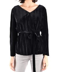 Armani Jeans Long Sleeves - Black