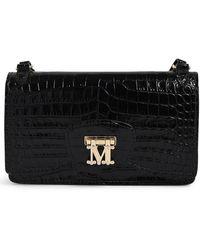 Max Mara Black Marlenc Crossbody Bag