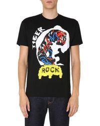 Vivienne Westwood Crew Neck T-shirt - Black