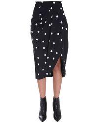 Dolce & Gabbana Long Skirt - Black