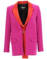 Just Cavalli Jackets - Pink
