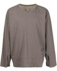 Rick Owens DRKSHDW T-shirts & Vests - Grey