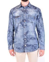 Philipp Plein Shirt - Blue